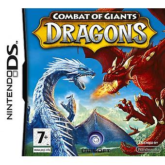 Combat Of Giants Dragons (Nintendo DS) - Factory Sealed
