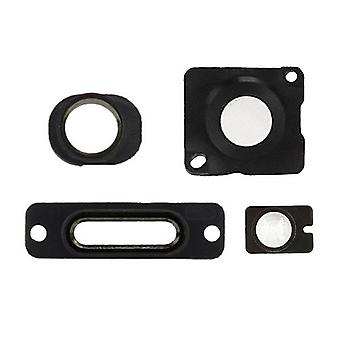 For iPhone 5 - 4 Piece Chassis Kit - Black