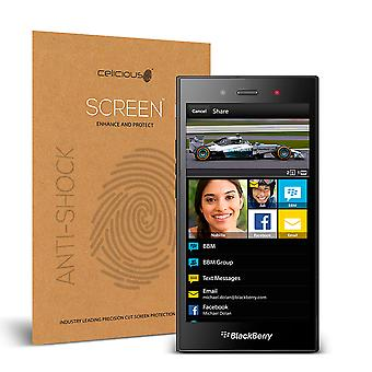 Celicious Auswirkungen Anti-Schock bruchsicher Screen Protector Film kompatibel mit Blackberry Z3