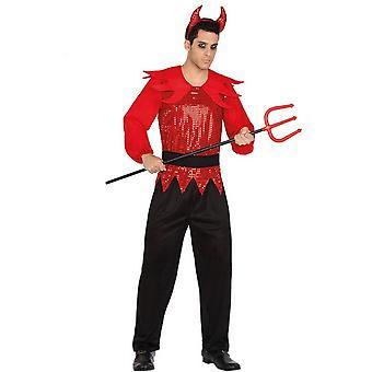 Men costumes  devil halloween costume