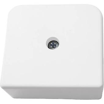 GAO 5330 Junction box (L x W x H) 60 x 55 x 25 mm White IP30