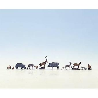 NOCH 15745 H0 Forest dierfiguren
