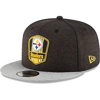Nuova era tutti i cappelli - emarginare lontano Pittsburgh Steelers