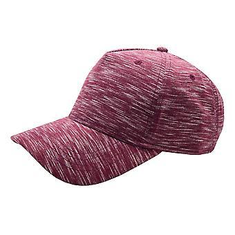 Carbon 212 Wine Melange Baseball Cap