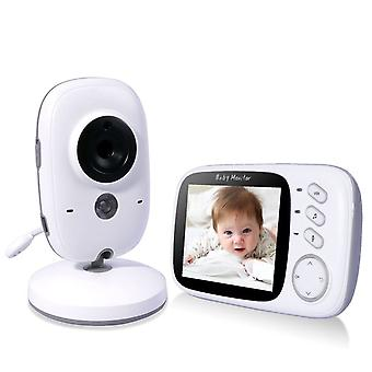 Mega rörelse Babyphone Wireless Camera - babyvakt ECO 24H LCD skärm lyssnande Baby Night Vision