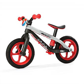 Chillafish BMXie RS Balance Bike-rouge
