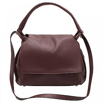 Abro Adria Falte über Flap Handtasche