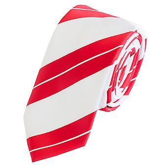 Lazo lazo lazo lazo rojo 6cm Fabio Farini blanco rayas