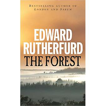 The Forest by Edward Rutherfurd - 9780099279075 Book