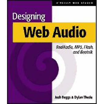 Designing Web Audio by Josh Beggs - Dylan Thede - 9781565923539 Book
