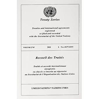 Recueil des traités de l'organisation des Nations Unies - bureau des affaires juridiques - 9789219007