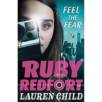 Voel de angst (Ruby Redfort, boek 4)