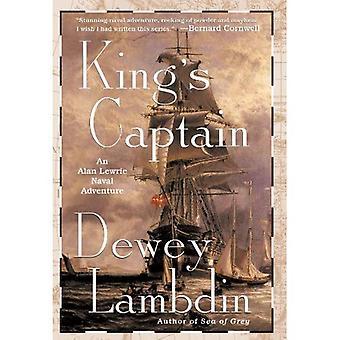 King's Captain: een Marine avontuur van Alan Lewrie