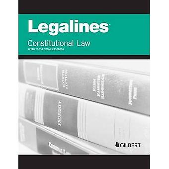 Legalines on Constitutional Law, Keyed to Stone