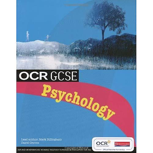 OCR GCSE Psychology  Student Book [Illustrated]