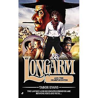 Longarm and the Sharpshooter (Longarm (Books))