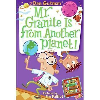 Mr. granitt er fra en annen Planet! (Turtleback skolen &; biblioteket bindende Edition)