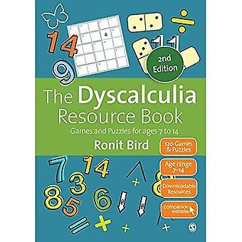 La dyscalculie Resource Book: Jeux et casse-tête pour les 7 à 14 ans