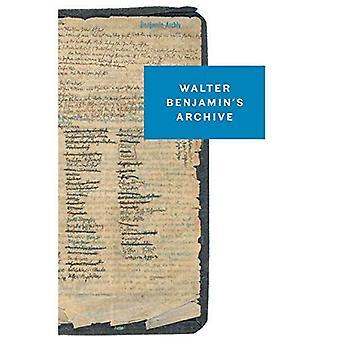 Archivo de Walter Benjamin: imágenes, textos, signos