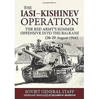The Iasi - Kishinev Operation, 20-29 August 1944