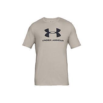 Under Armour Sportstyle Logo Tee 1329590-408 Mens T-shirt