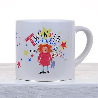 Twinkle Twinkle Little Star Nursery Rhyme Childrens Smug