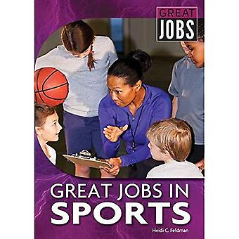 Great Jobs in Sports (Great Jobs for ... Majors� (Paperback))
