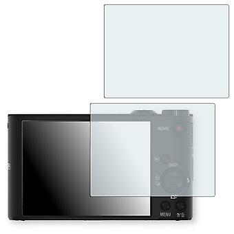 Sony DSC-WX350 screen protector - Golebo crystal clear protection film