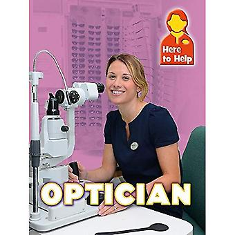 Here to Help: Optician (Here to Help)