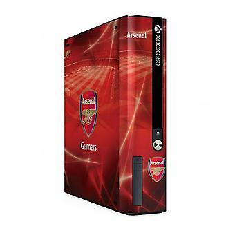 Arsenal Xbox 360 E gå trösta hud