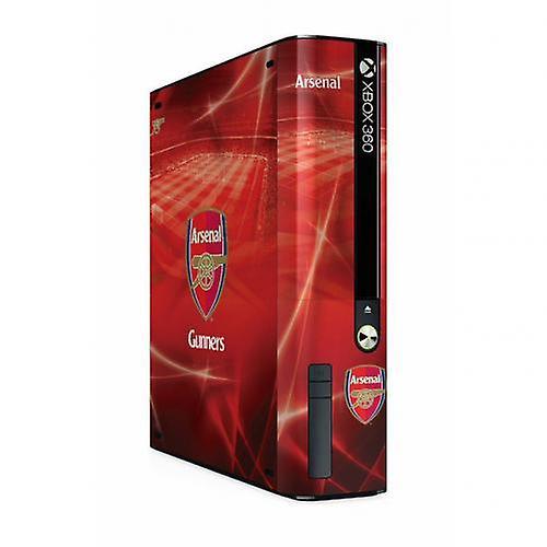 Arsenal Xbox 360 E GO Console Skin