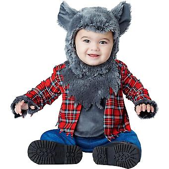Wittle varulv Toddler Costume
