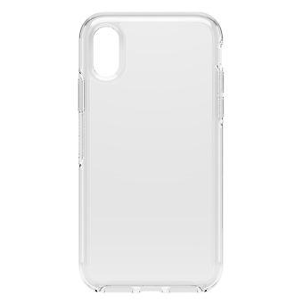 OtterBox symétrie claire Apple iPhone X / XS Clear