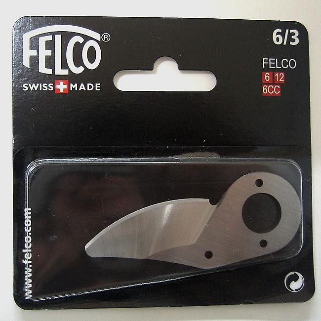 Felco secateurs Cutting blade 6/3 - for model 6 and model 12 - new and