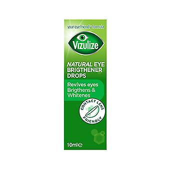 Vizulize Natural Eye Brightener 10Ml