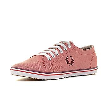 Fred Perry Kingston 2 Tone lerret Plimsolls