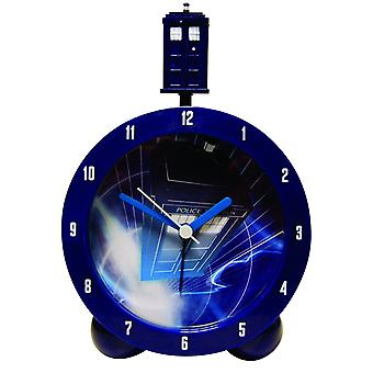 Doctor Who Topper Alarm Clock