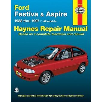 Ford Festiva and Aspire (88-97) Automotive Repair Manual by Jeff Kibl