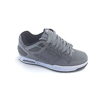 Osiris Grey-Silver-Black Peril Shoe