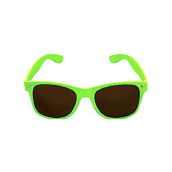 Grön Neon Wayfarer glasögon