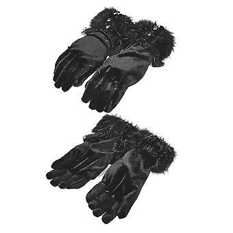 Punk rave - mishka velvet gloves