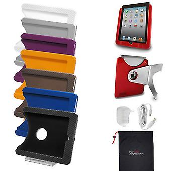 INFOtainment Tablet Mini Tablet Foldable Charging Dock Stand E223763