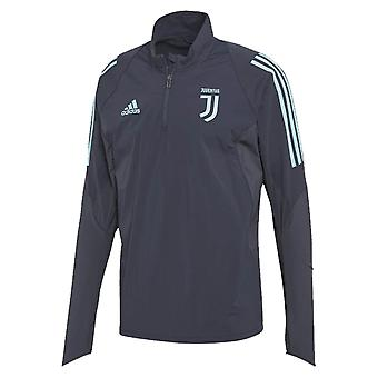 2019-2020 Juventus Adidas EU Training Top (Dark Grey)