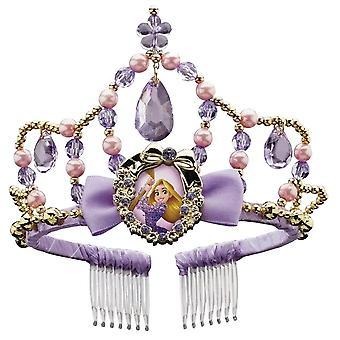 Rapunzel Tiara für Kinder