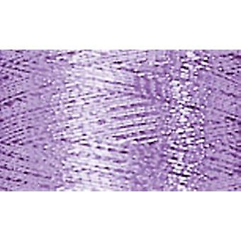 Sulky Metallic Thread Rainbow Purple 142 7043