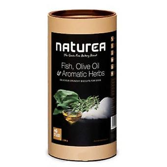Naturea Biscuits Fish, Oil & Herbs (Dogs , Treats , Biscuits)