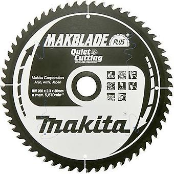 Makita B-32524 Diameter: 260 mm Thickness:1.8 mm saw blade