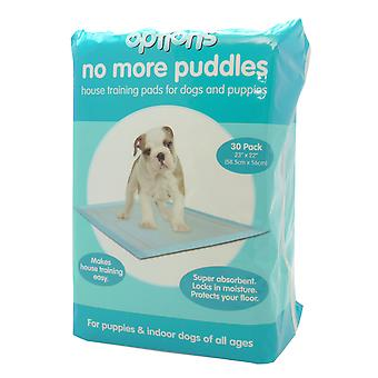 Options Puppy Pads 30 Pack
