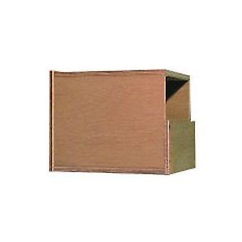 Chinchilla reden boksen 25.5x20x20cm (10 x 8 x 8