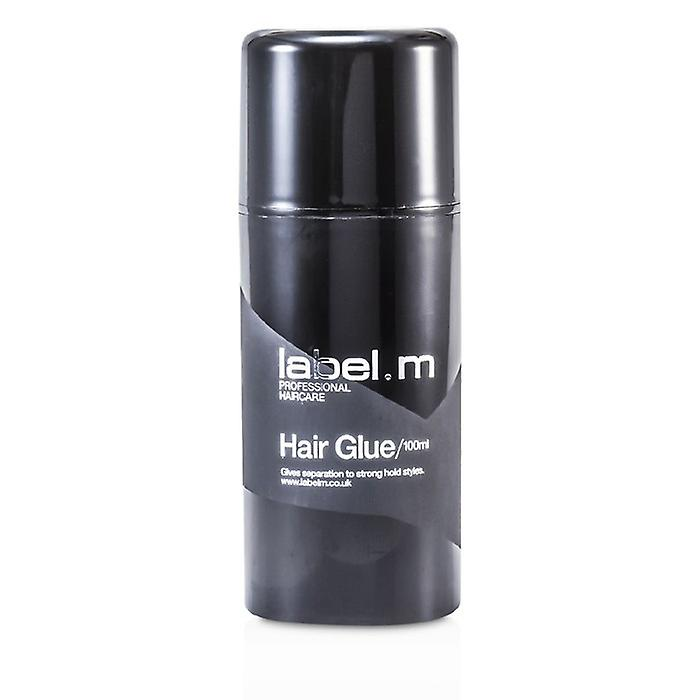 Label.M Hair Glue (Gives Separation To Strong Hold Styles) 100ml/3.4oz